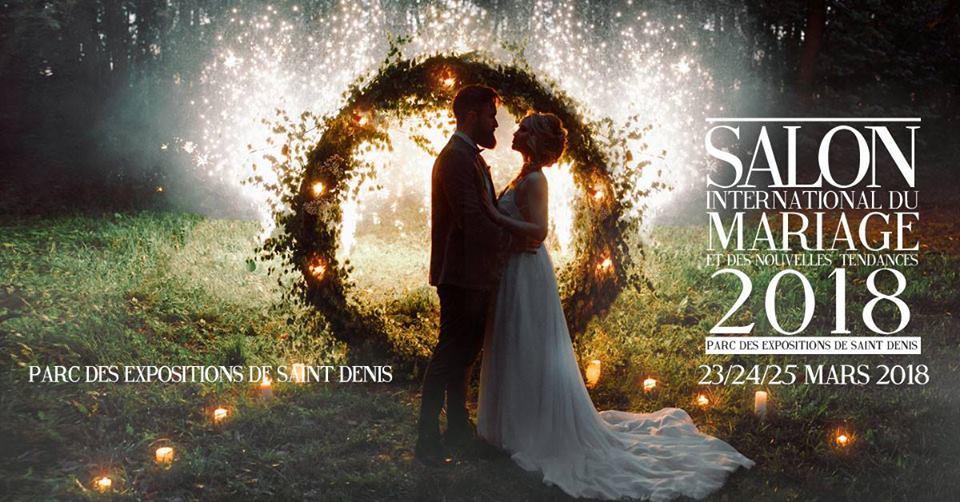 Salon du mariage et des nouvelles tendances 2018